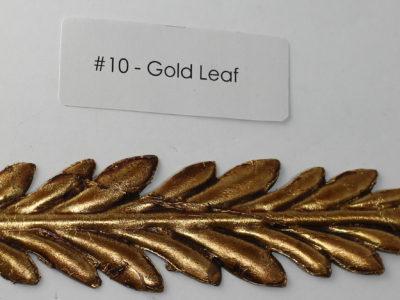 #10 Gold Leaf-1