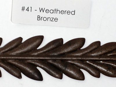 #41 Weathered Bronze-1