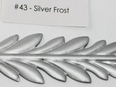 #43 SIlver Frost-1
