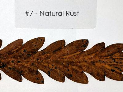 #7 Natural Rust-2