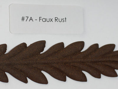 #7A Faux Rust